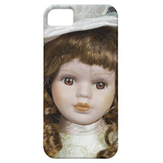 Vintage Victorian Doll iPhone SE/5/5s Case
