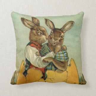 Bunny Pillows - Decorative & Throw Pillows Zazzle