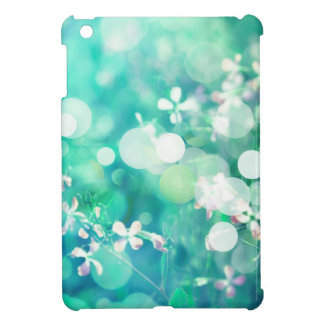 vintage victorian fairy dream green forest iPad mini cover