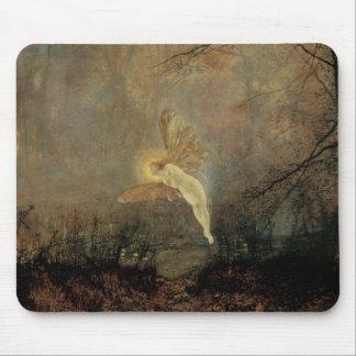 Vintage Victorian Fairy, Midsummer Night, Grimshaw Mouse Pad