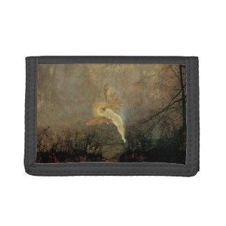 Vintage Victorian Fairy, Midsummer Night, Grimshaw Tri-fold Wallet