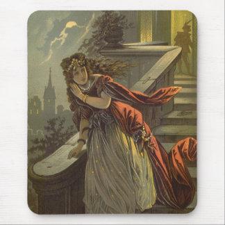 Vintage Victorian Fairy Tale, Cinderella Mouse Pad