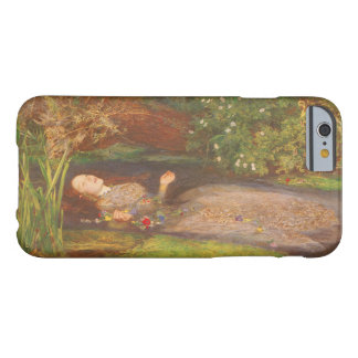 Vintage Victorian Fine Art, Ophelia by Millais Barely There iPhone 6 Case