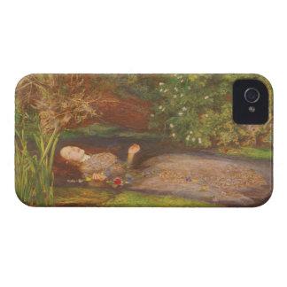 Vintage Victorian Fine Art, Ophelia by Millais iPhone 4 Case