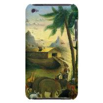 Vintage Victorian Folk Art, Noah's Ark by Hidley iPod Touch Case-Mate Case