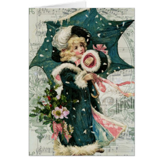 Victorian Christmas Cards   Zazzle