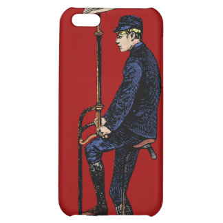 Vintage Victorian Helicopter Flying Contraption iPhone 5C Cover
