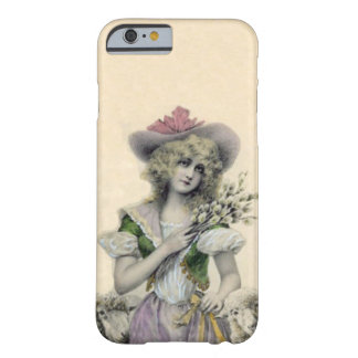 Vintage Victorian Little Bo Peep Sheep Fairy Tale Barely There iPhone 6 Case