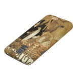 Vintage Victorian Love and Romance, Flirt by Mucha Cases For Galaxy S5