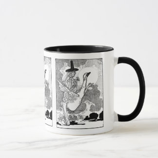 Vintage Victorian Mother Goose by Charles Robinson Mug