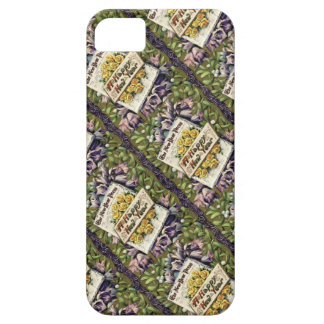 Vintage Victorian New Year iPhone 5/5S Case