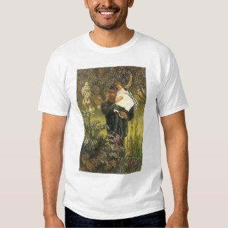 Vintage Victorian Portrait Art, Widower by Tissot Shirt