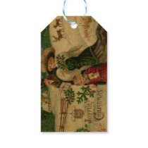 vintage,victorian,rustic,christmas,pattern, gift tags
