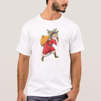 Vintage Victorian Santa Claus T-Shirt