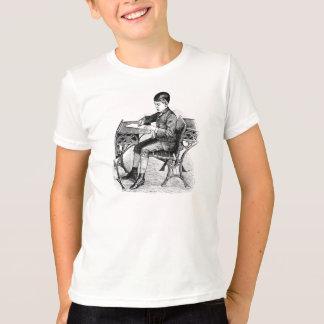 Vintage Victorian School Boy Tee