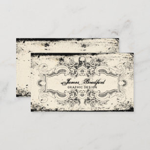 Victorian Business Cards Zazzle