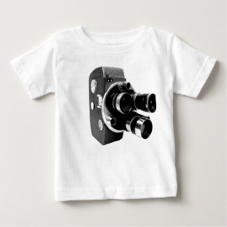 vintage video camera baby T-Shirt