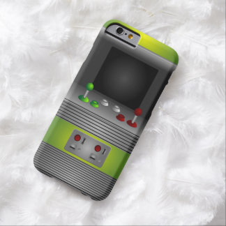 Vintage  Video Game Console Barely There iPhone 6 Case