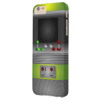 Vintage  Video Game Console Barely There iPhone 6 Plus Case
