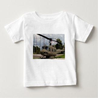 Vintage Vietnam Era Uh-1 Huey Military Chopper Baby T-Shirt