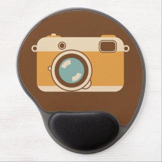 Vintage Viewfinder Film Camera Analog Style Gel Mouse Pad