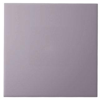 Vintage Violet Light Purple Color Trend Template Large Square Tile