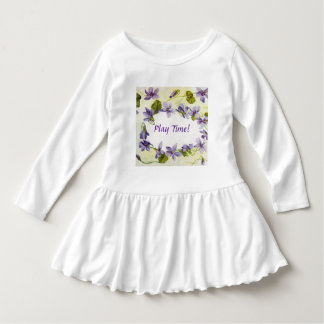 Vintage Violets Play Time Dress