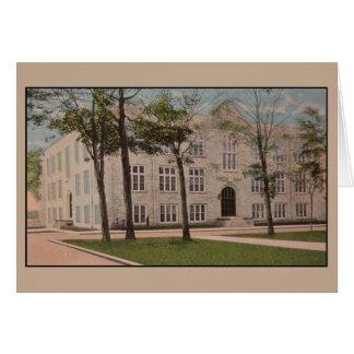 Vintage Vocational School, Appleton, Wis. Card