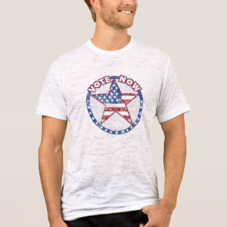 Vintage Vote Now t-shirt