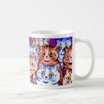 Vintage Wain Wonder Cat Gift Mug