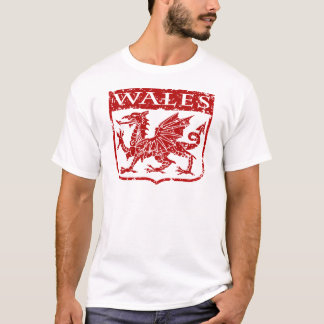 Vintage Wales T-Shirt