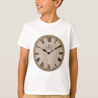 Vintage Wall Clock T-Shirt