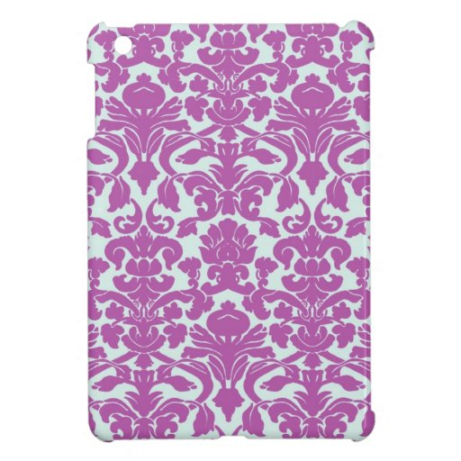 Vintage Wall Paper Case For iPad Mini