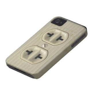 Vintage Wall Socket Blackberry Bold Case