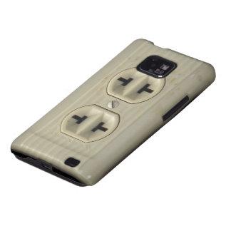 Vintage Wall Socket Samsung Galaxy S Case Samsung Galaxy SII Cases