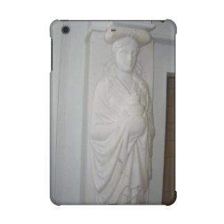 Vintage Wall Statue iPad Mini Cases