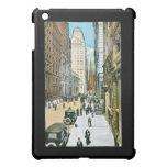 Vintage Wall Street que parece del oeste, New York