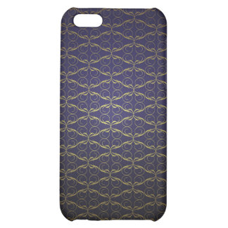 Vintage Wallpaper Case For iPhone 5C