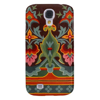 Vintage Wallpaper Design Galaxy S4 Case