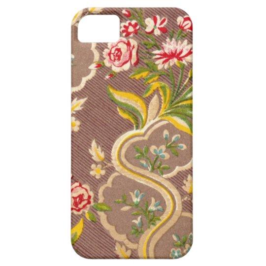Vintage Wallpaper iPhone SE/5/5s Case