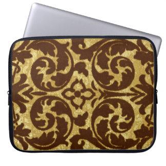 Vintage Wallpaper Laptop Sleeve