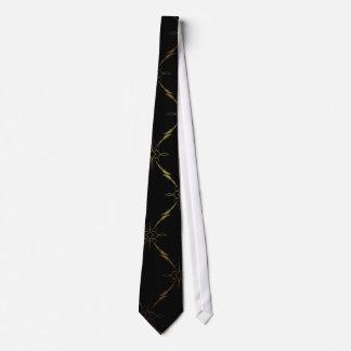 Vintage Wallpaper Neck Tie