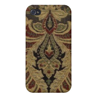 Vintage Wallpaper Paisley Speck Case iPhone4 iPhone 4/4S Cover