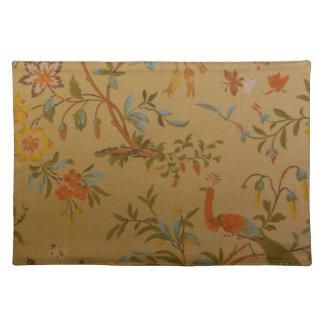 Vintage Wallpaper Placemat