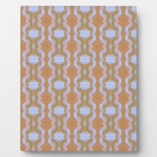 Vintage wallpaper type patern 345323 plaque