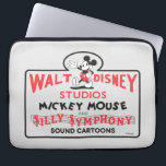 "Vintage Walt Disney Studios Computer Sleeve<br><div class=""desc"">Are you a die hard Mickey Mouse fan? Then you&#39;ve come to the right place! This vintage design features Walt Disney Studios Mickey Mouse  Silly Symphony.</div>"