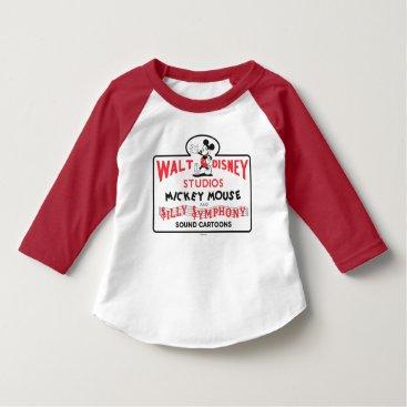 Disney Themed Vintage Walt Disney Studios T-Shirt