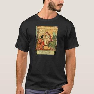Vintage Walter Crane Sleeping Beauty  Fairy Tale T-Shirt