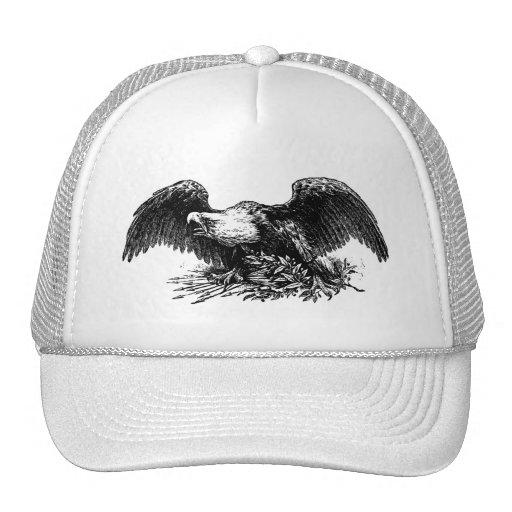 Vintage War Eagle Trucker Hat