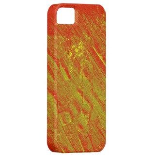 Vintage Warm Paint Background iPhone SE/5/5s Case